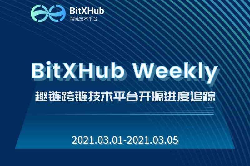 BitXHub、区块链、趣链科技