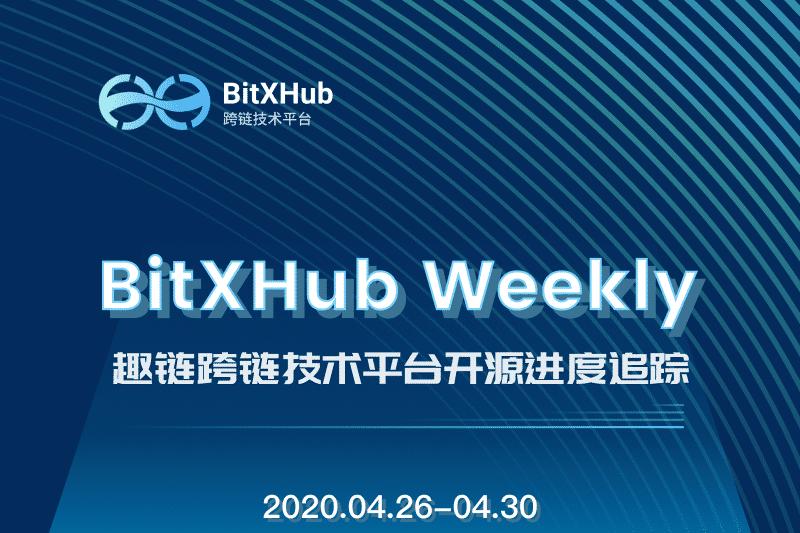 BitXHub、链、区块链、趣链科技、BitXHub、跨链