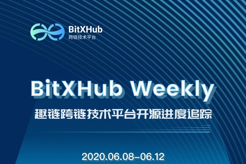 BitXHub、BitXHub、跨链、趣链、区块链