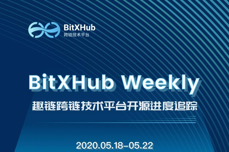 BitXHub、BitXHub、开源、跨链、区块链、趣链、趣链科技